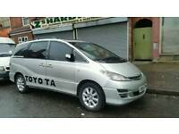 Toyota priva 8 seater lpg car for sale