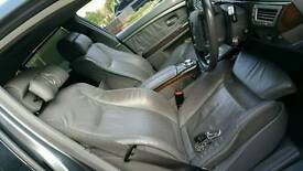 BMW 730D SE LOW MILES 66K ONLY ONE OF A KIND