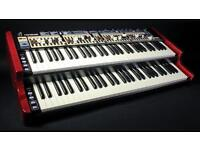Nord C2D combo organ Hammond Clone