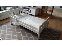 John Lewis toddler bed