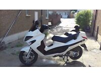 Piaggio xevo 125 2015 excellent condition