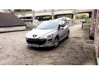 Peugeot 308 2.0 hdi diesel 5 speed long mot -* excellent condition in & out