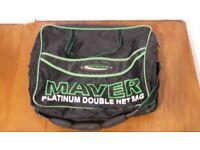 Maver Double Fishing Net bag