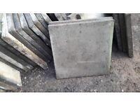 Paving slabs concrete 560mm x 560mm x 50mm