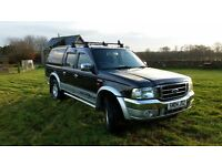 Ford Ranger Thunder XLT Double Cab 4WD Pick up