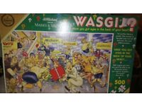 500 piece WASGIJ jigsaw Original Collection