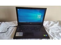 MINT Like NEW - Dell Nvidia Gaming Laptop 4GB Dedicated R7 M270, 16GB RAM, i7 5th Gen, 1TB HDD, HDMI