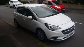 2015 / 65 PLATE Vauxhall Corsa 1.2 ecoFLEX Excite 5dr AC ONLY 6000 MILES FROM...