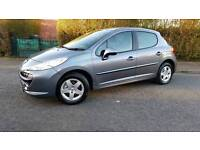 only £2495,year 2009 peugeot 207 sport low insurance (1397cc),astra,c3,foucus,fiesta,clio,leon,golf,