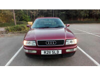 Audi 80 Cabriolet Convertible 2.6 V6 Automatic, LONG MOT, VERY CLEAN