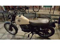 Sinnis Trackstar 125cc 2014 Great deal!