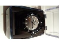 Armani Exchange Black Stainless Steel Men's Watch