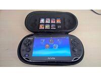 PS Vita (Sony Playstation Vita) bundle