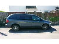 WHEELCHAIR CONVERTED CHRYSLER GRAND VOYAGER, 11 MONTHS MOT, WAV, DISABLED, MOBILITY