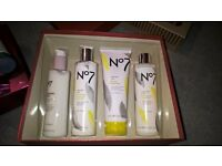no. 7 ultimate skin care gift set
