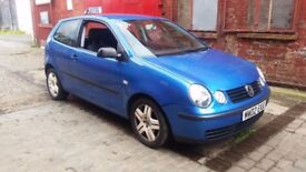 LAST FEW PARTS from a 2002 volkswagen polo 9n 1.2 6v REDUCED TO CLEAR