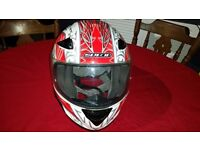 SPADA RP 700 Professional Motorcycle Helmet