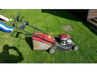 Honda lawnmower self propelled