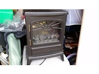 ELECTRIC COAL EFFECT STOVE