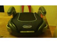 Childs Graco Booster Car Seat