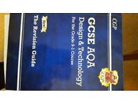 GCSE AQA Design & Technology revision guide