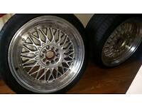 18 bbs alloys