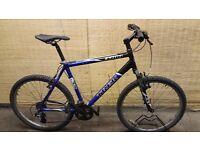 Mens mountain bike TREK 3700 Frame 21'' BIG BIKE!