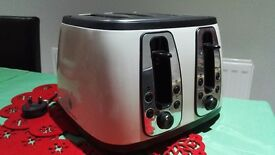 Russell Hobbs kettle and toaster