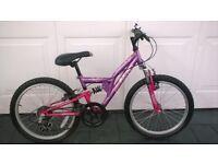 Apollo FS-20 girls bike