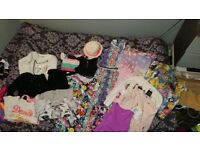 Girls clothes size ,8-9 9-10 from River Island, h&m and next. Dress's, skirts and much more