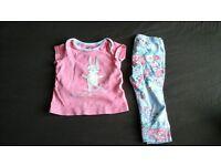 Girls 9-12 month clothes bundle