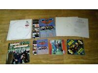 7 x beastie boys 12 inch / promos / 7 inch - vinyl collection rap hip hop