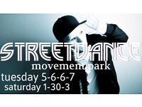 streetdance/movement park