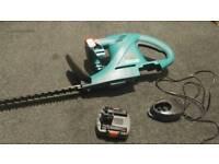 Bosch cordless hedge trimmer 14.4v AHS 41ACCU
