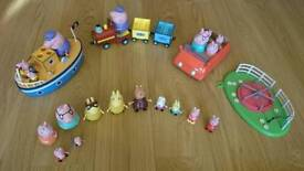 Peppa Pig assorted Toys