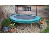 Tp10 ft trampoline