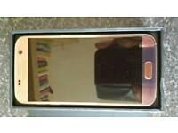 Samsung Galaxy S7 32gb rose pink