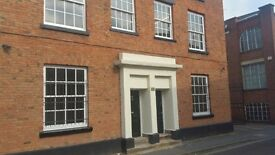 office space to let in a converted period property in the heart of the jewellery quarter