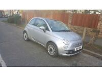2011 FIAT 500 LOUNGE 1.2 MECHANICALLY PERFECT 7 MONTH MOT AND FULL HISTORY