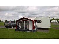 Bradcot Portico XL Plus caravan awning
