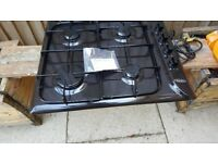 Hotpoint Model G640B Hob with LPG kit