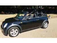 Mini one convertible 2004 only 68k fsh 2 keys cheap car Kent bargain