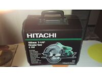 hitachi circular saw.