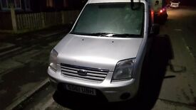 Ford transit connect limited