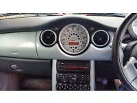 2004 Mini One Diesel.