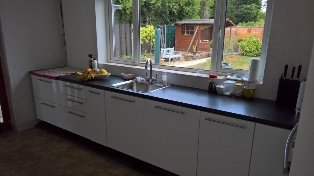 Sigma 3 Kitchen with Neff Appliances - Used | in Rhiwbina, Cardiff ...