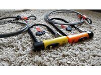 Kryptonite Bike Locks and Kryptoflex Cables