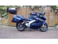 APRILIA FUTURA RST 1000 - 2004 - MOT - LUGGAGE - 27,000 MILES