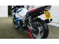 Great cheap GSXR track bike/project