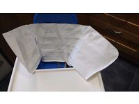 Ikea Stadig Insert Cushion for support for High Chair Inflatable